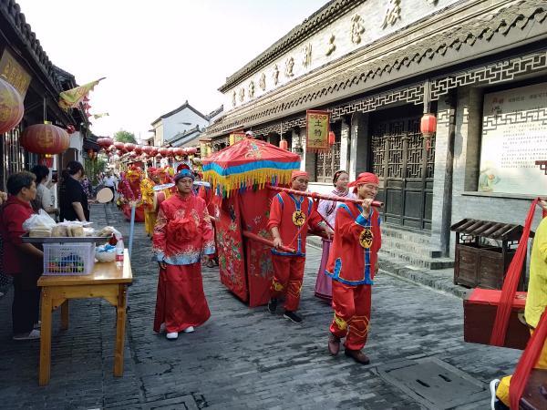 """充分彰显地域特色文化魅力,江苏高邮让游客""""一邮倾心"""""""