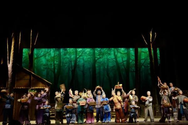 民族歌剧《畲山黎明》演绎大山深处畲山情