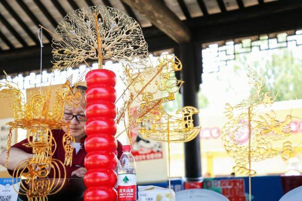 """2021年""""文化和自然遗产日""""浙江省文化遗产保护宣传展示活动华丽登场"""