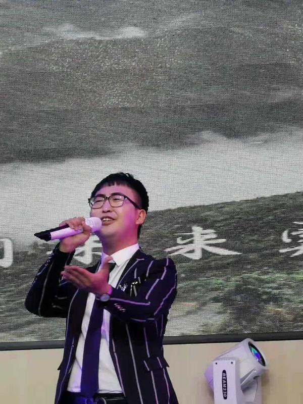 """""""永远跟党走·建功新讷河""""李想作品音乐会举办"""