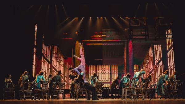 舞剧《努力餐》 用艺术瞬间表达永恒信仰