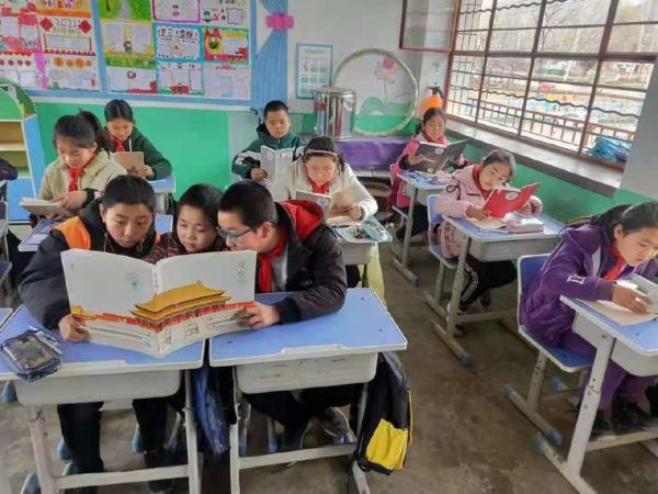 1.5万册故宫图书走进100所乡村学校,用中华优秀传统文化浸润孩子心田