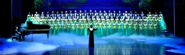 以歌颂党庆华诞 湖南省庆祝建党百年群众合唱比赛即将唱响