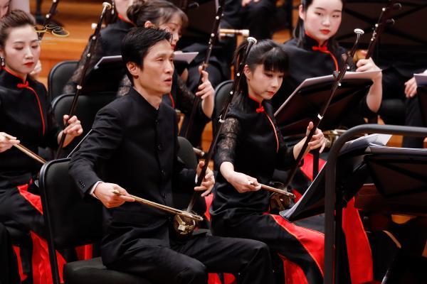 在国乐风华中回望历史,民族交响乐《解放·1949》将进京首演