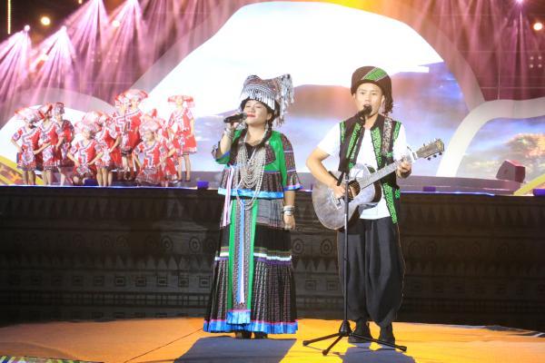 十佳歌手唱响广西民歌,演绎民歌新故事