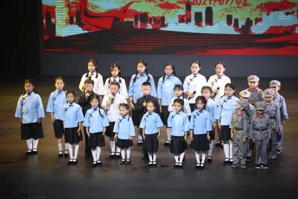 深入一线,山东滨州文化馆讲好青少年中间的红色故事
