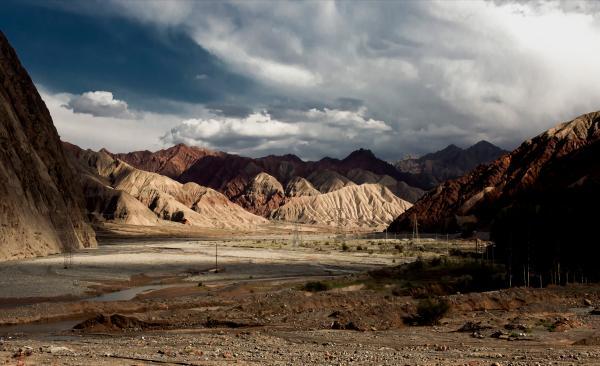 用摄影记录祖国的河山美景