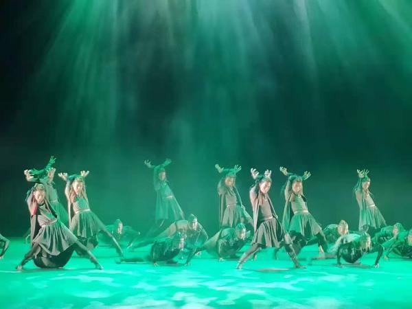 全国18所艺术院校近千人参演 快来看看这场舞蹈教学盛宴
