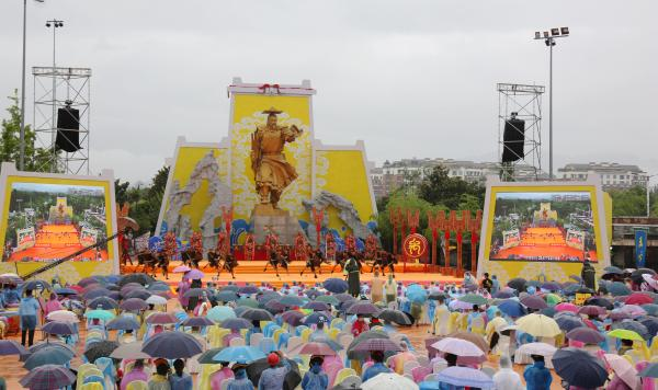 传承禹羌文化 北川致力打造禹羌文化旅游产业链