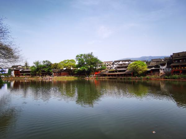 柳江古镇,梦中的世外桃源