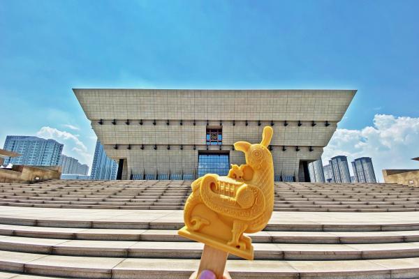"""山西博物院:让观众通过吃到嘴里的美味了解青铜器的""""前世今生"""""""