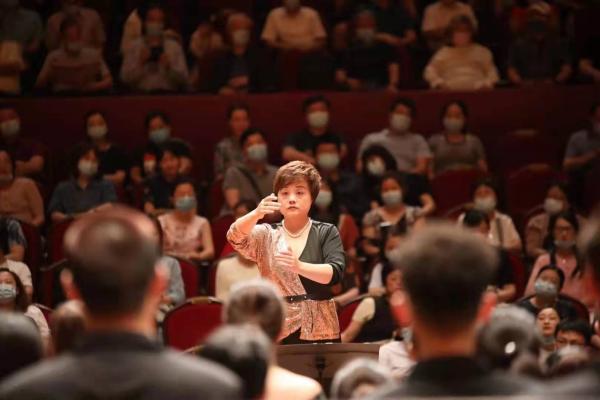 中国合唱节首度为个人作曲家举办音乐会