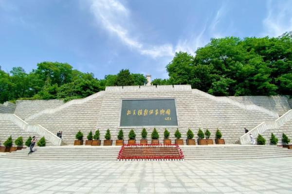 回顾可歌可泣的红色历史篇章,开启辽宁红色旅游新征程