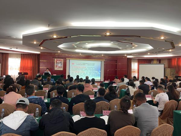"""""""民族地区公共文化服务体系建设培训班""""(西藏班)在拉萨开班"""
