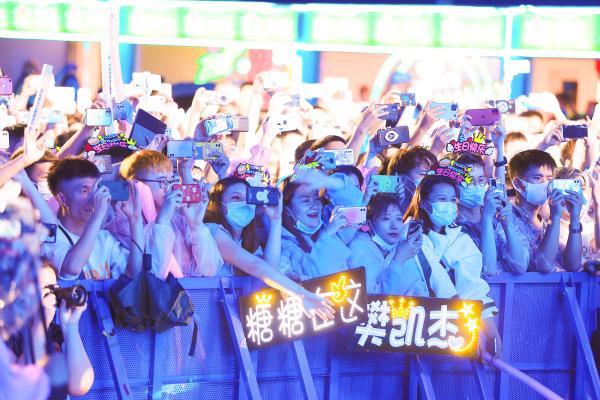 15年接待游客近5000万人次,北京欢乐谷启动七期新项目再出发
