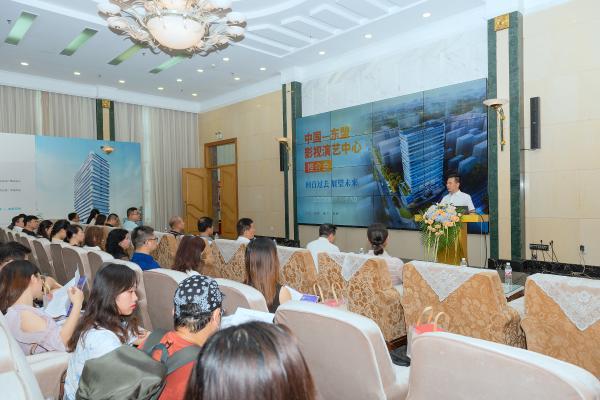中国—东盟影视演艺中心即将在南宁落成