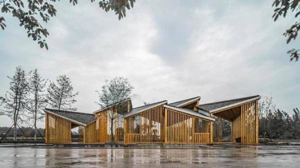 如何用设计推动全域乡村振兴?盘点10大乡村建筑