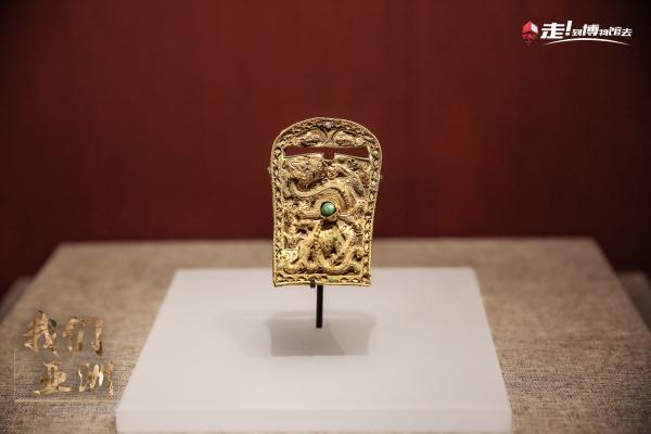 """两百多件文物亮相湖南省博物馆 展现""""我们亚洲""""万余年历史文明"""