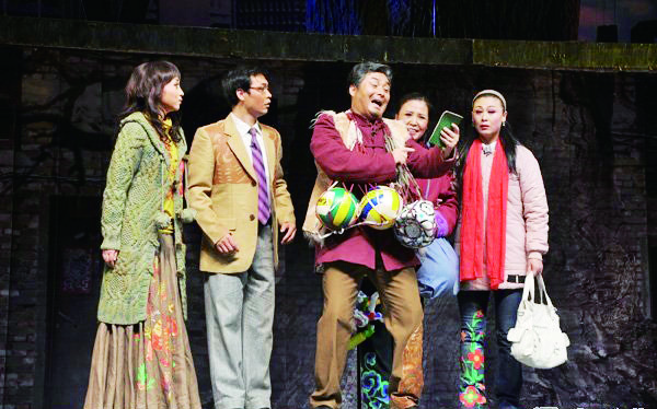 现实题材戏剧创作要不断推出讴歌党、讴歌祖国、讴歌人民、讴歌英雄的精品力作