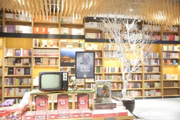 从商业陈设到书店之美