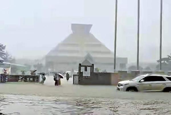 河南文化和旅游行业应对汛情紧急行动