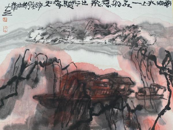 领略南湖烟雨 再启艺术征程