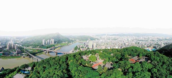 """文旅全域开花 长江首城许你""""诗和远方"""""""