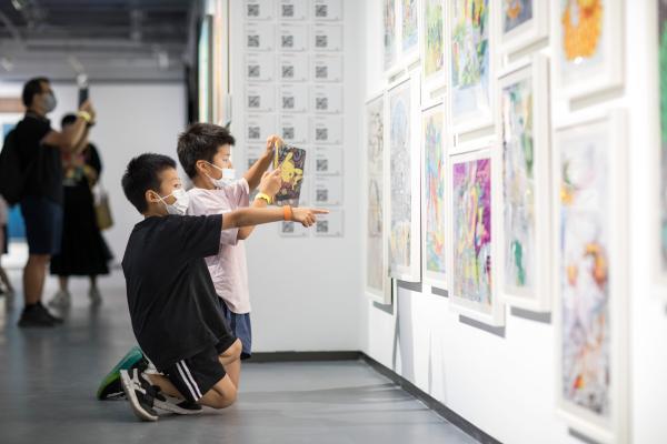 """""""最近的距离"""" 2021谷雨艺术节主题艺术展深圳开展"""
