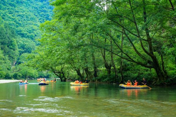 四川夏季乡村文化旅游节即将开启清凉魔法