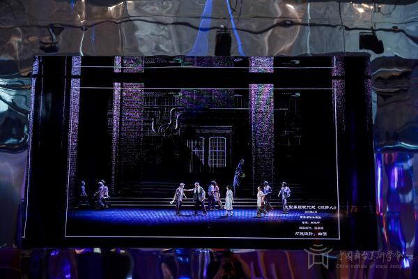 """第四届中国舞台美术展在京开幕 """"未来已来""""描绘舞美新盛景"""