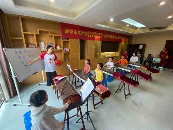 安徽滁州暑期少儿培训重研学体验