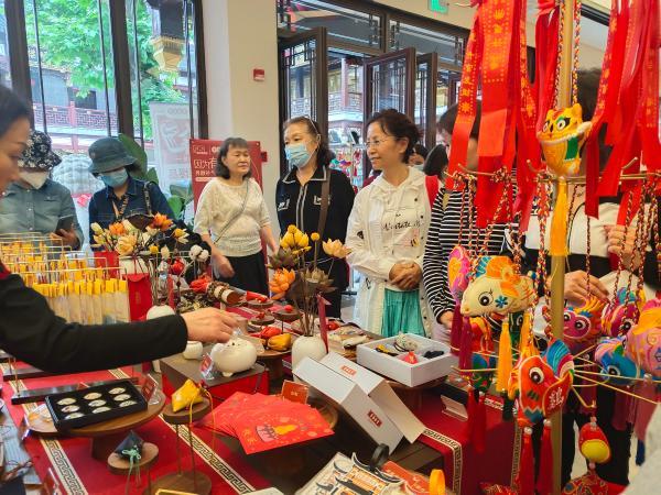 上海豫园社区文化活动中心:谱写文旅融合高质量发展新篇章