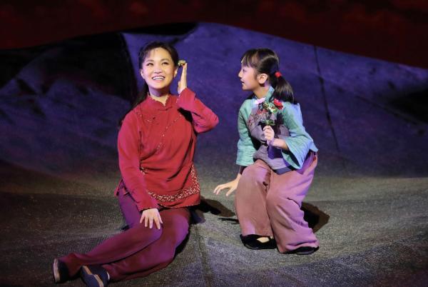 国家大剧院版经典民族歌剧《党的女儿》 再现共产党员坚定信仰之光
