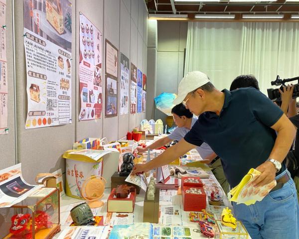 """""""创意点湛""""湛江旅游文化创意产品大赛决赛圆满落幕"""