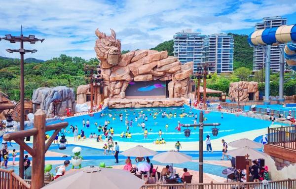 佳兆业国际乐园9月2日开业,深圳大鹏滨海文旅迎来新地标