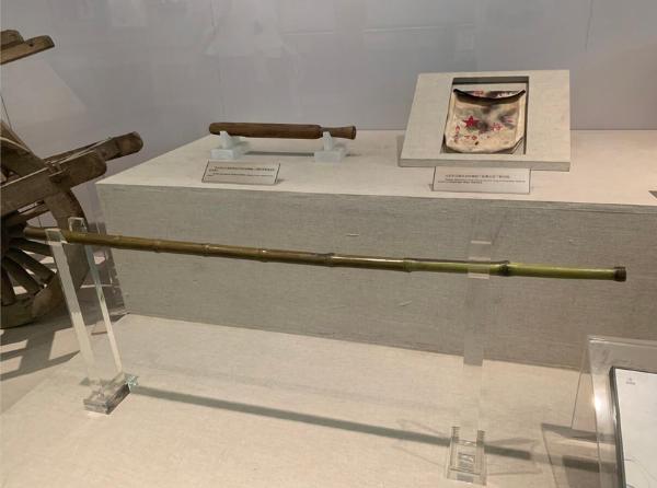 百年百物 | 一根竹竿记录4000公里