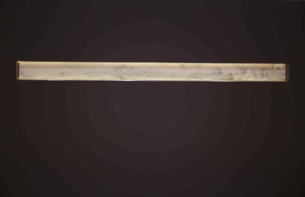 延月梳风|丘挺作品展于苏州博物馆开展,以绘画与建筑、园林对话