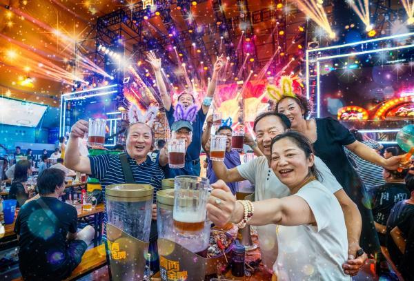 青岛国际啤酒节摄影大展邀您参赛