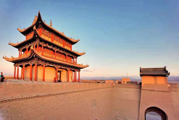 最美风景在路上   环驾中国——遇见浪漫敦煌