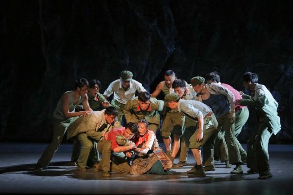 国家大剧院原创民族舞剧《天路》,将迎来第十轮上演
