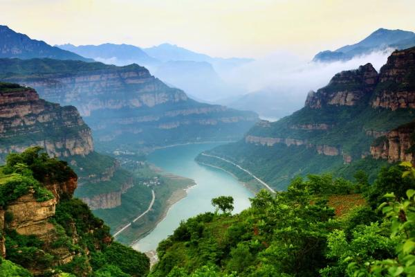 @中国奥运健儿们 免费游河南林州太行大峡谷