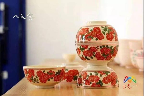 百城百艺 非遗名录 | 八义窑红绿彩瓷烧制技艺