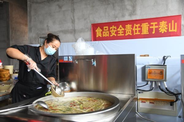"""太原吴王村依托""""舌尖上的非物质遗产""""推动农业文化旅游融合发展"""