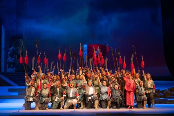 国家大剧院版《洪湖赤卫队》重温革命浪漫情怀