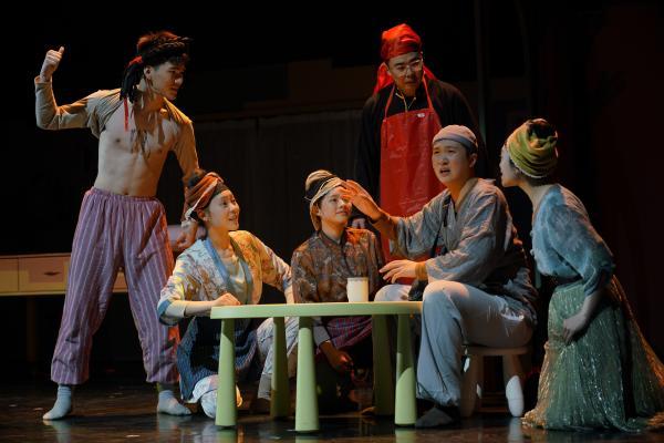 精彩亮相中国儿童戏剧节 儿童剧《抓马西湖》:让孩子们在快乐中思考成长
