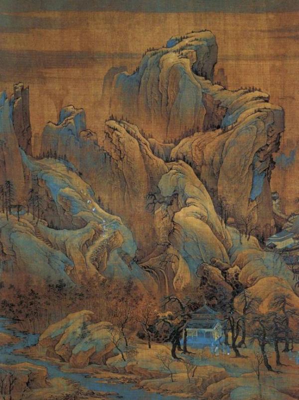 跟着中国画去赏秋!