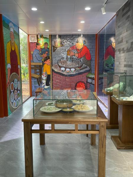 广东中山桥头村文旅公共服务机构功能融合见成效