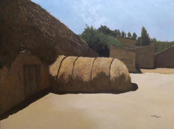 牛浩东油画个展将在甘肃兰州开幕