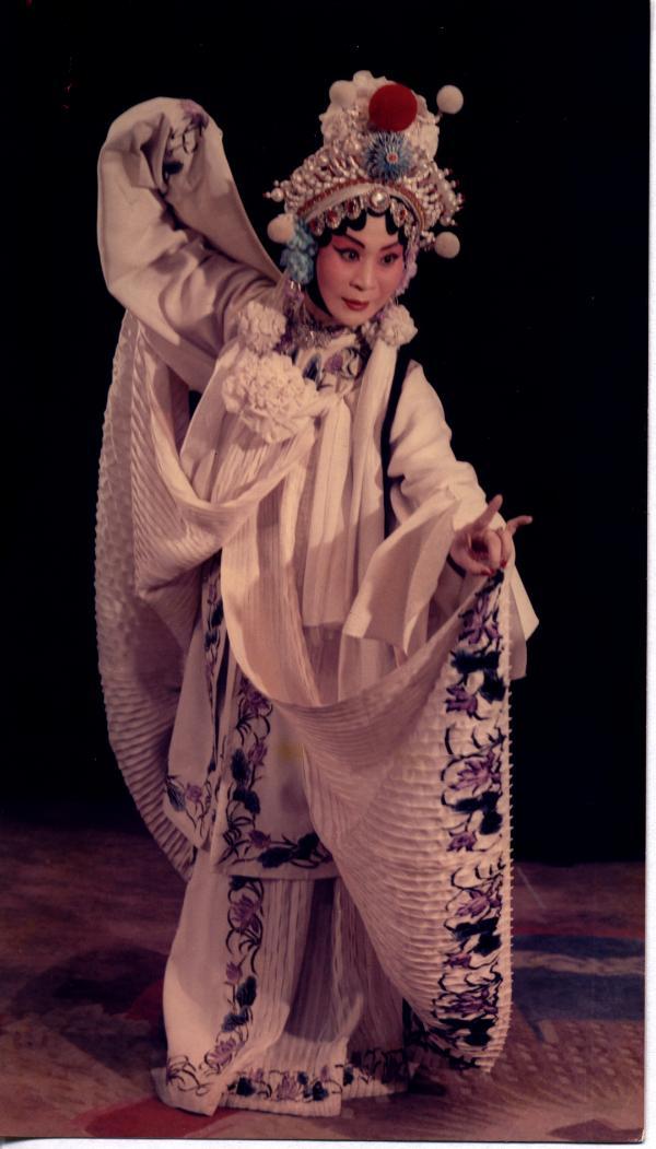 刘秀荣:京剧是贯穿一生的梦