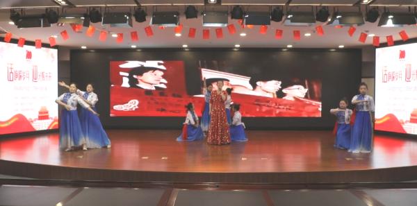 以声传文、以文化人——山西省图书馆开展诗文诵读大赛庆祝建党百年